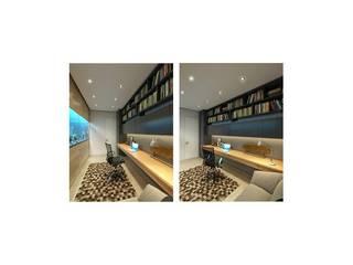 Apartment in Tomsk Oficinas de estilo ecléctico de EVGENY BELYAEV DESIGN Ecléctico
