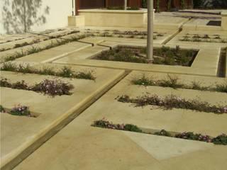 Un jardín en Aravaca(Madrid) de Jardines secretos