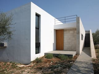 Giandomenico Florio Architetto Minimalist house