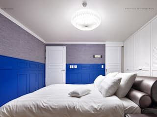 PICNIC HOUSE: designvom의  침실