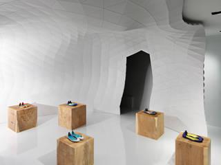 水谷壮市 Casas de estilo minimalista