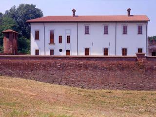 Restauro del Castello di Legnano Musei moderni di Luigi Ferrario Moderno
