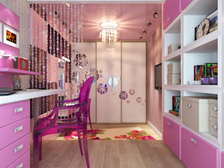 Nursery/kid's room by Your royal design, Eclectic