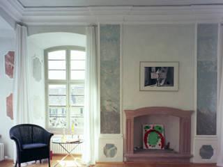 Living room by SNAP Stoeppler Nachtwey Architekten BDA Stadtplaner PartGmbB