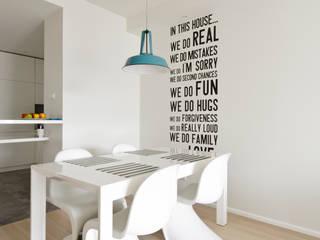 Столовые комнаты в . Автор – SUMA Architektów
