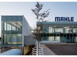 Centres commerciaux modernes par LoebCapote Arquitetura e Urbanismo Moderne