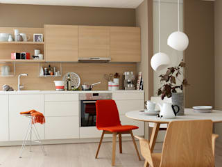 Kitchen by diewohnblogger, Modern