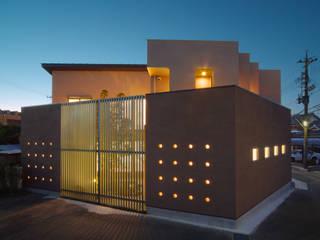 โดย ヒロノアソシエイツ一級建築士事務所 โมเดิร์น