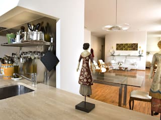 Modern kitchen by Giandomenico Florio Architetto Modern