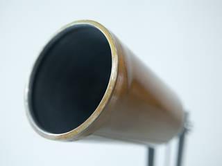 Lampa - Syfon stojący od NaNowo Industrial Design Skandynawski