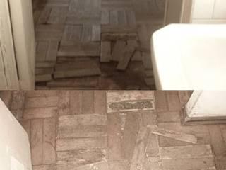 El suelo....:  de estilo  de Estar Design