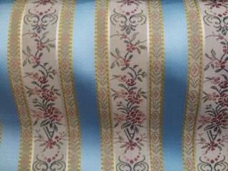 Rideau style Empire  sur mesure haut de gamme, finition œillet personnalisée:  de style  par Rideau-voile, Classique