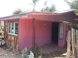 La entrada de la casa antes:  de estilo  de Estar Design