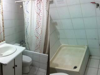 El baño antes:  de estilo  de Estar Design