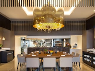 Ritz Carlton Istanbul Restaurant AS AYDINLATMA Akdeniz