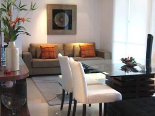 Interiors & Furniture design Modern living room by Carol Weston Architecture & Interiors Modern