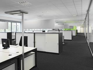 PFERSICH Büroeinrichtungen GmbH Modern office buildings
