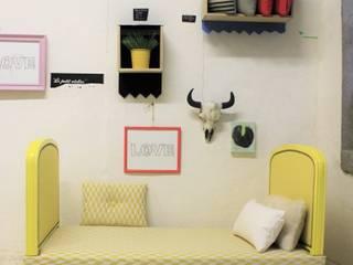 We love P. Frey:  de style  par Atelier jeux de lin