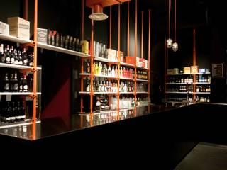 Lojas e imóveis comerciais  por Melissa Giacchi Architetto d'Interni