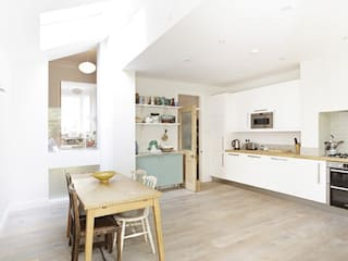 Huddleston Road:  Kitchen by Stagg Architects