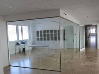 Geschäftshaus Moderne Bürogebäude von Klaus Petrich Fussbodentechnik GmbH Modern