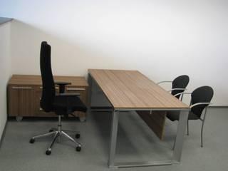 Gabinet, sala konferencyjna i poczekalnia od Akson Meble Biurowe Industrialny