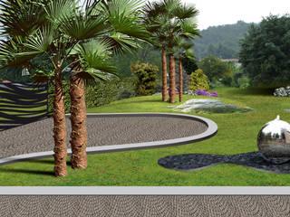 Girdini da vivere… Giardino moderno di Immagine Verde Moderno