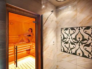 SPA - TERME DELLA VERSILIA - Cinquale di Montignoso (MS) Hotel moderni di STUDIO ARCHITETTURA SILVIA GIANNINI Moderno