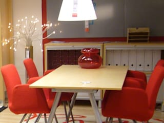 Professionnel Espaces de bureaux scandinaves par Sylvie Leblanc Scandinave