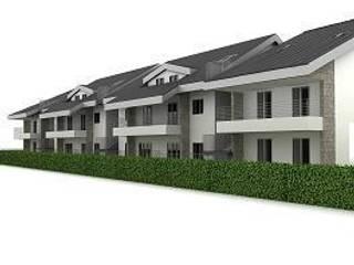 progetti residenziali Case moderne di Paramatti&Associati srl Moderno