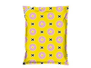 Jumbo Bag Original Printed par Solution-D Moderne