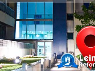 Reformas Leinad - Empresa de reformas en Madrid: Oficinas y Tiendas de estilo  de Reformas Leinad