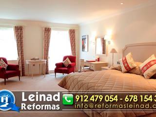 Reformas Leinad - Empresa de reformas en Madrid: Dormitorios de estilo  de Reformas Leinad