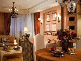 Klassische Wohnzimmer von VVDesign Klassisch