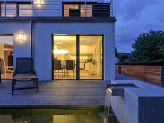 Projekty,  Taras zaprojektowane przez KitzlingerHaus GmbH & Co. KG