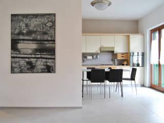 Modern Kitchen by Arch. Roberto Mallardo Modern