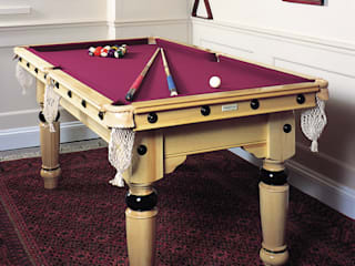 The Ives Snooker/Pool Table HAMILTON BILLIARDS & GAMES CO LTD ComedorMesas