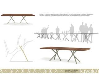 presentazione progetto:  in stile  di a2 studio di architettura