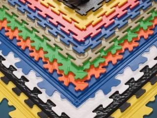 Flexi-Tile, PVC Böden - verschiedene Bodenfliesen:   von B.W.D. Sanierungs-Systeme GmbH
