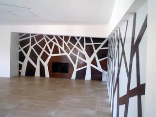 Casa Marano di raffaele iandolo architetto Moderno