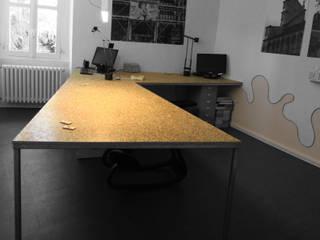 studio: Studio in stile in stile Minimalista di a2 studio di architettura