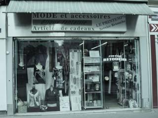 Professionnel Espaces commerciaux originaux par Sylvie Leblanc Éclectique