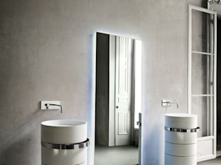 Orbit Sink por Alessandro Isola Ltd Moderno
