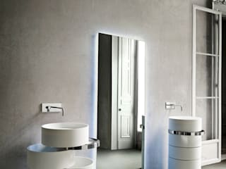 Orbit Sink de Alessandro Isola Ltd Moderno