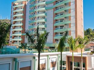 Alameda Domo Club & Residence Casas modernas por Mantovani e Rita Arquitetura Moderno