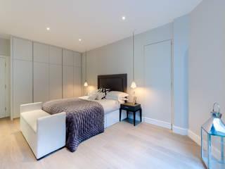Roland Gardens Camera da letto minimalista di BTL Property LTD Minimalista