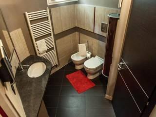 UAU un'architettura unica Moderne Badezimmer