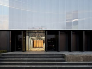 Stardom Entertainment Office : D·LIM architects의  회사,모던