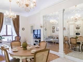 Salas de estilo clásico de ELENA BELORYBKINA Clásico
