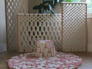 TAPIS POUF par Gwendoline Del Campo Design Industriel